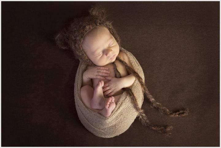 Mac Henry   Leslie Amy Photography   Little Rock Newborn Photographer