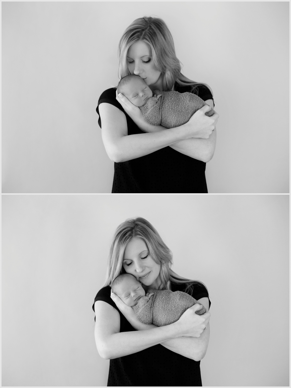 Mac and his mama | Leslie Amy Photography | Little Rock Newborn Photographer
