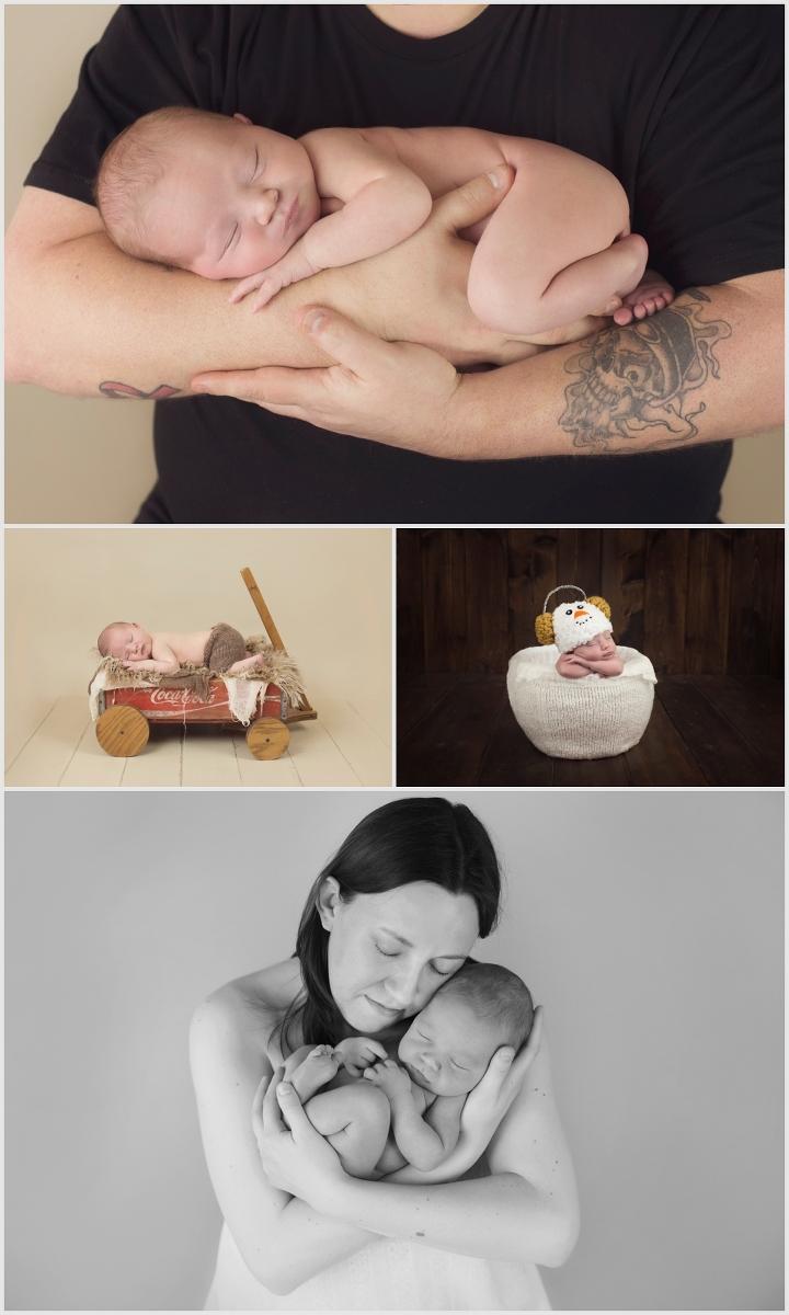 Little Rock newborn photographer   Leslie Amy Photography   newborn baby boy