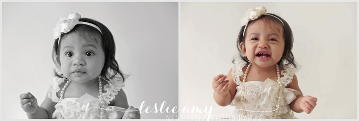 Gabriella, First Birthday | Leslie Amy Photography | Little Rock Baby Photographer