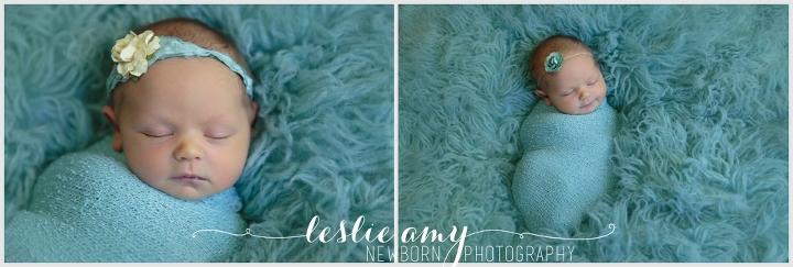Mya Kate, 11 Days Old | Leslie Amy Photography | Little Rock Newborn Photographer