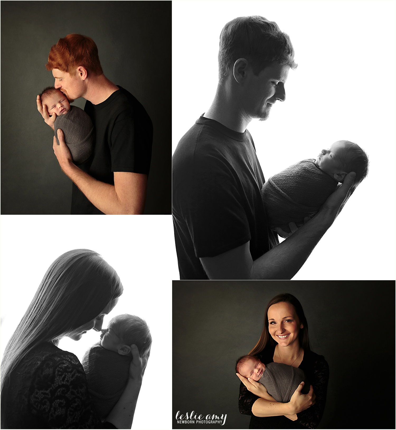 backlighting parent photography