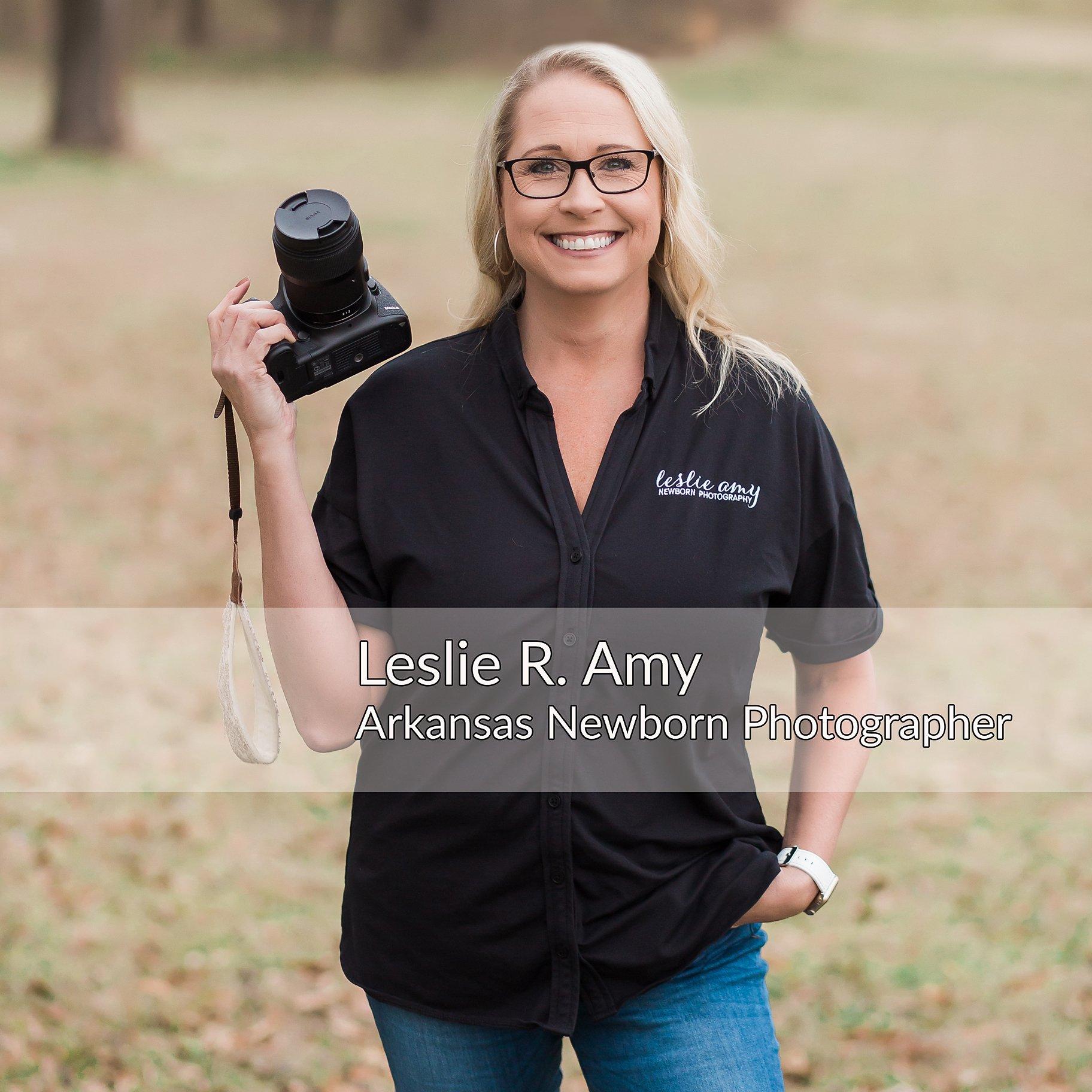 Leslie Amy Newborn Photographer